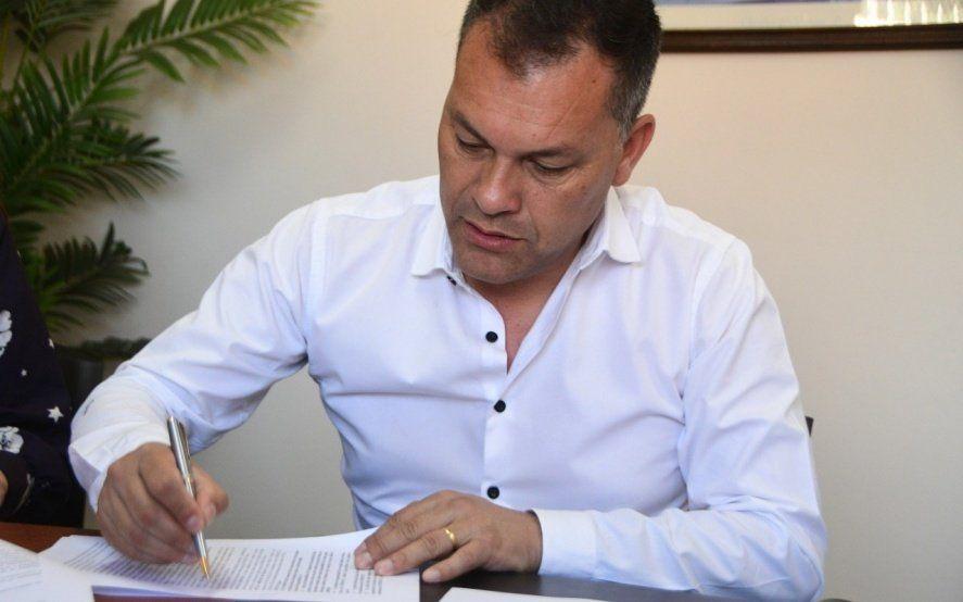 Moreno: chispazos en la transición entre Mariel Fernández y Walter Festa