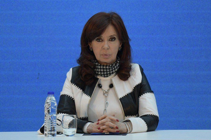 Cristina Kirchner llega a Lomas de Zamora en plena campaña de cara a las elecciones