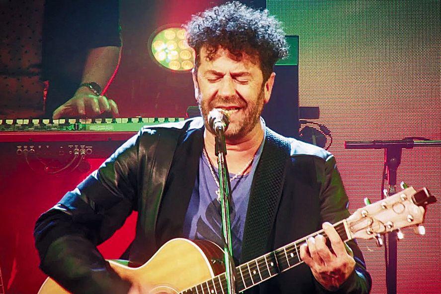 Falleció el cantante Palo Pandolfo a los 56 años