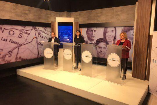 El segundo episodio de Infocielo El Debate fue entre candidatos y candidatas de la sexta sección electoral.