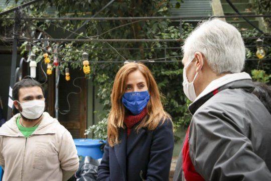 victoria tolosa paz: ?detras de cada operativo sanitario estan los artesanos de la prevencion?