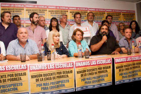 docentes mandaron carta documento a villegas: piden convocatoria urgente a paritaria