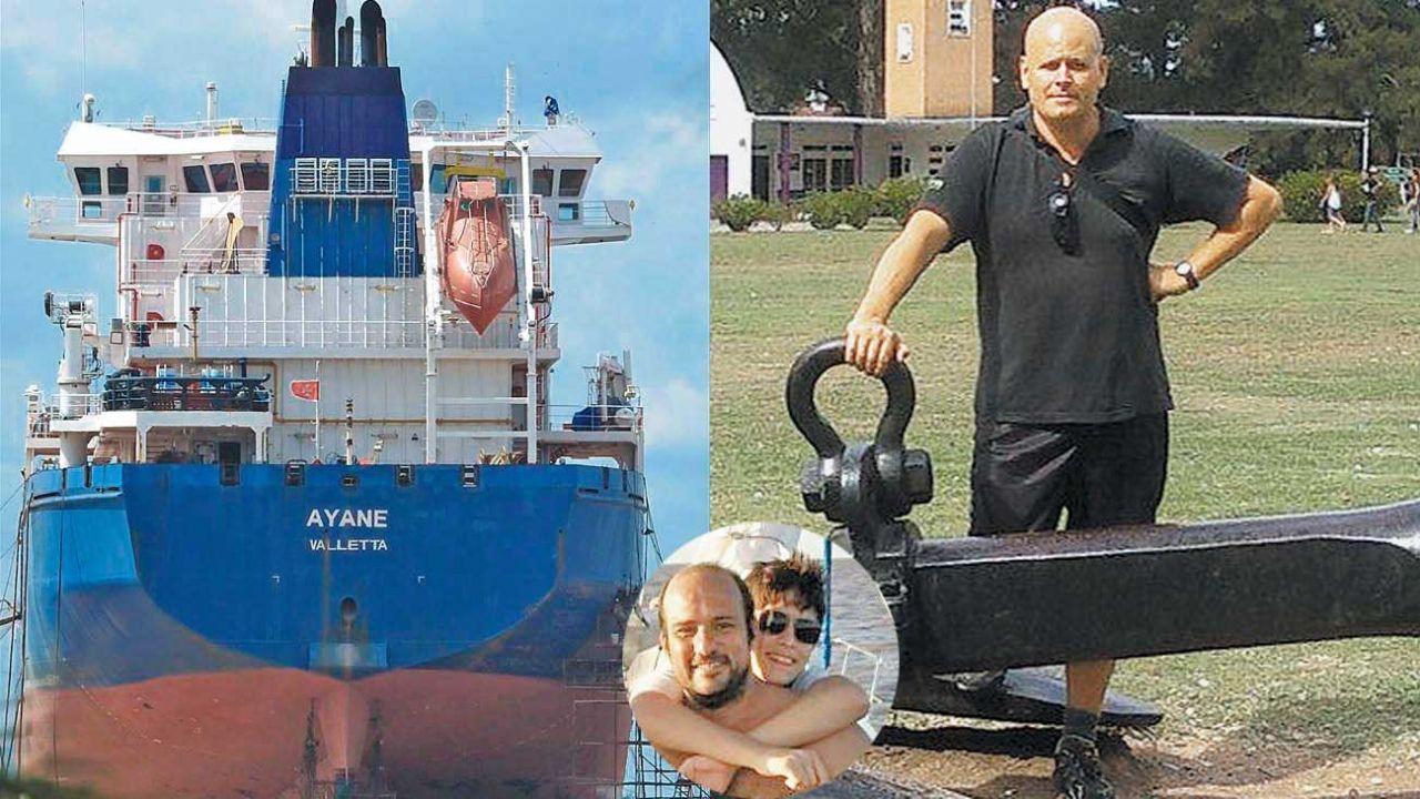 ¿quien es el doble homicida del buque de ensenada?