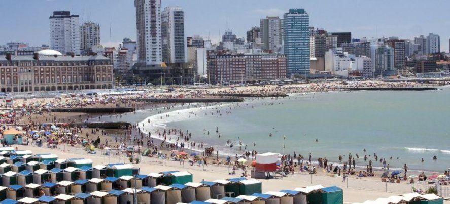 Mar del Plata analiza regular el ingreso de turistas para la temporada
