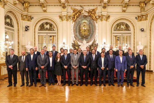 Alberto Fernández celebró que la Cámara deDiputadosconvirtiera en ley el proyecto que establece que 24 ciudades del país seancapitales alternas