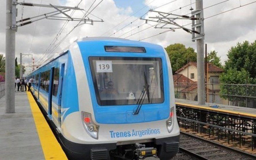 Así funcionarán los trenes durante el fin de semana largo con la cuarentena obligatoria