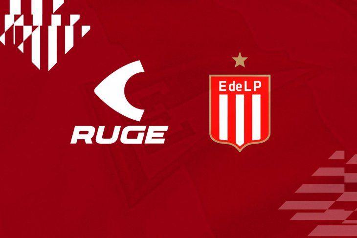 Ruge, la marca propia del Pincha que lo vestirá desde 2022.