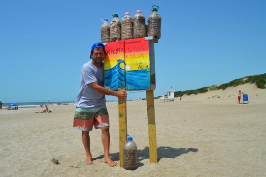 pinamar libre de humo en las playas: ?la gente esta bastante contenta con la ordenanza?