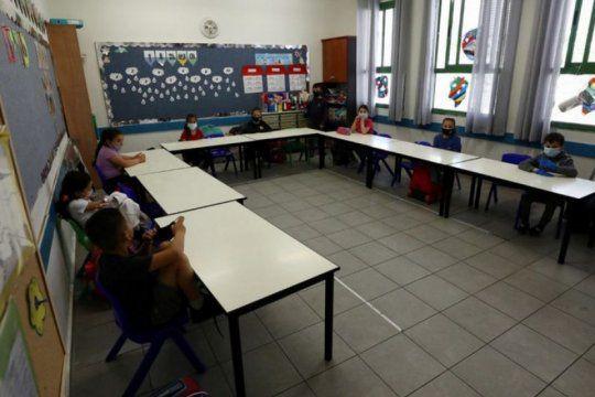?aulas burbuja?: como es el protocolo de vuelta a clases para todo el pais menos amba y chaco