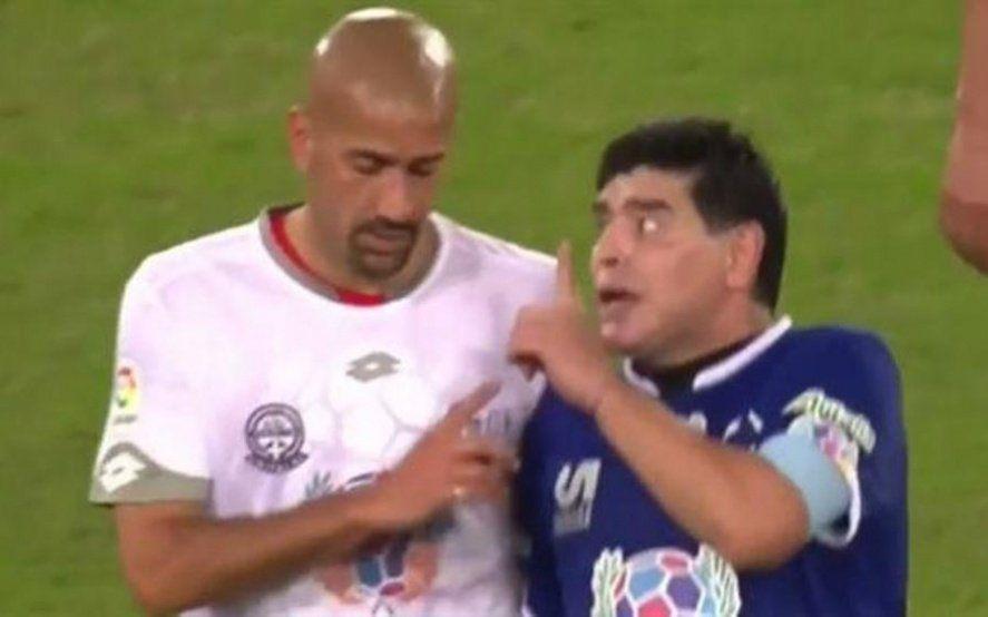 """Maradona le da el ok a Gimnasia y le declara la guerra a Estudiantes: """"Enfrente hay una yunta que no perdono"""""""