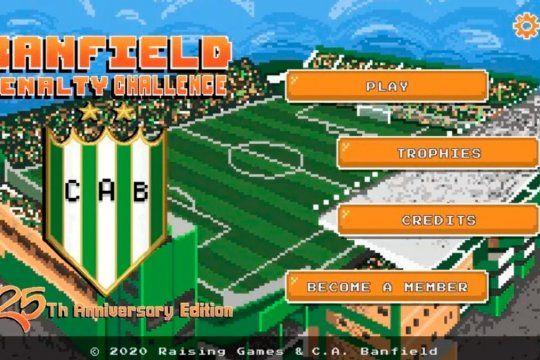Innovador y divertido: el videojuego de Banfield aumenta día a día en descargas.