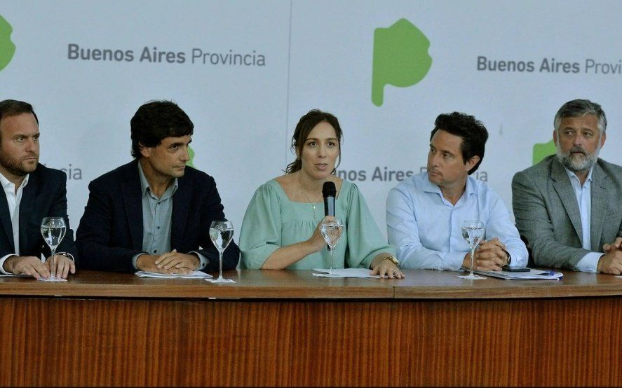 El conflicto docente puede acelerar cambios en el Gabinete de María Eugenia Vidal