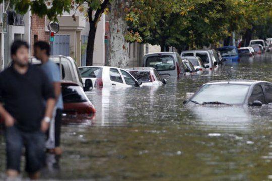 las asambleas de inundados alertan sobre los pocos avances en prevencion y repudian la impunidad judicial