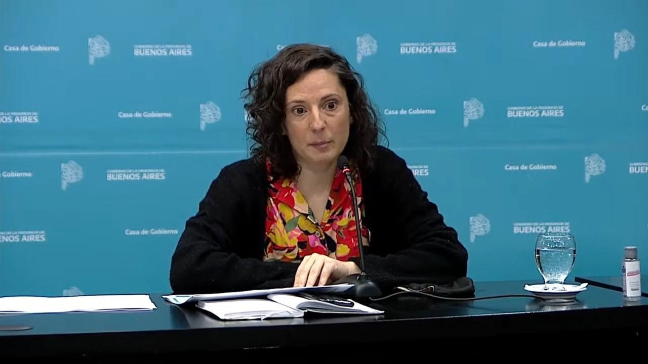 Leticia Ceriani anunció 63 casos de la variante Delta de coronavirus
