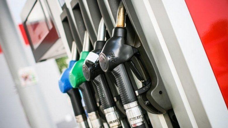 La venta de combustibles cayó