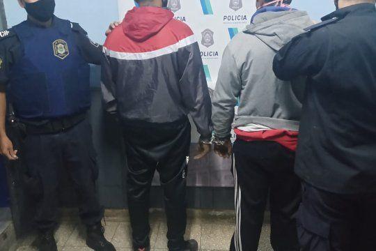 Robo de cables en La Plata: hay cuatro detenidos