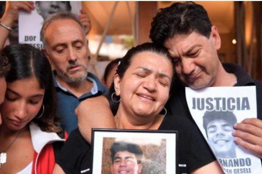 a dos meses del asesinato de fernando baez sosa: el desgarrador pedido de justicia de su familia y amigos