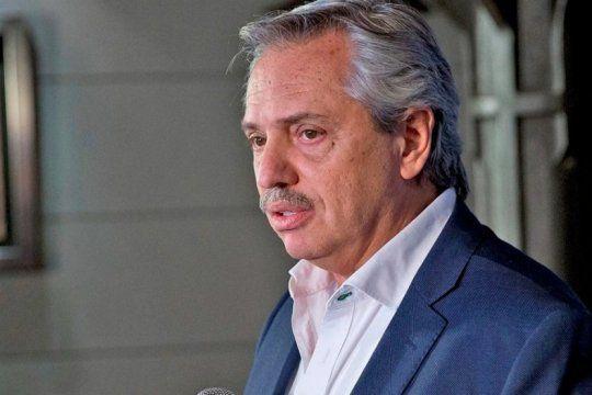 alberto fernandez confirmo que hablo con el embajador de ee.uu: ?ellos miran mas alla del 10 de diciembre?