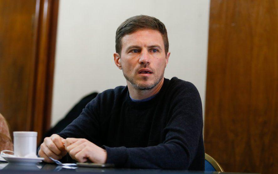 Augusto Costa, ministro de Producción de Axel Kicillof