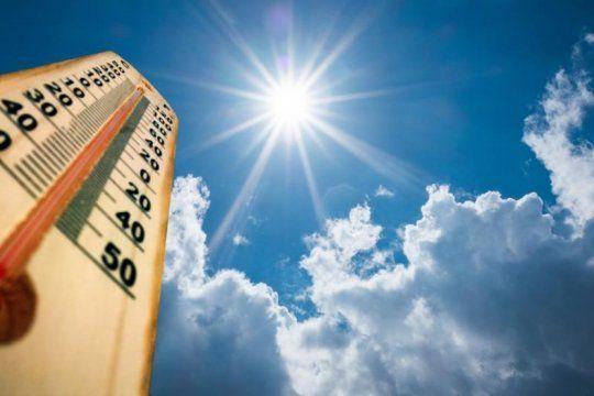 calor agobiante: alerta amarillo en el conurbano y maximas de hasta 40º en el centro y el norte de la provincia