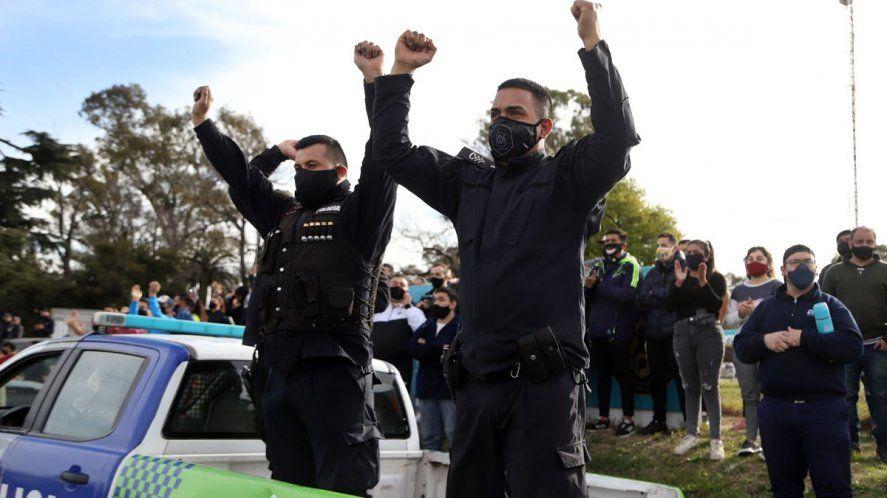 Cuáles son los reclamos que sostiene la policía bonaerense