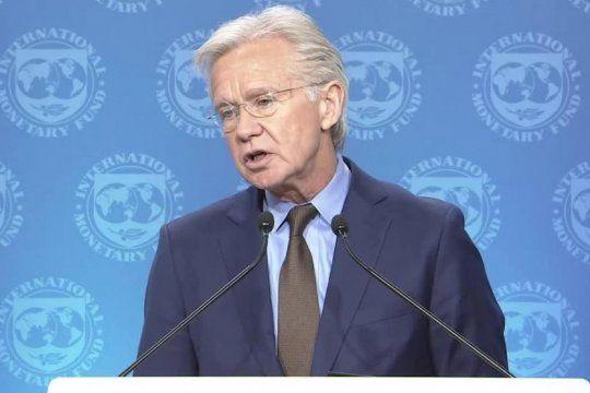 el gabinete de alberto: el fmi felicito a los funcionarios elegidos para el area economica