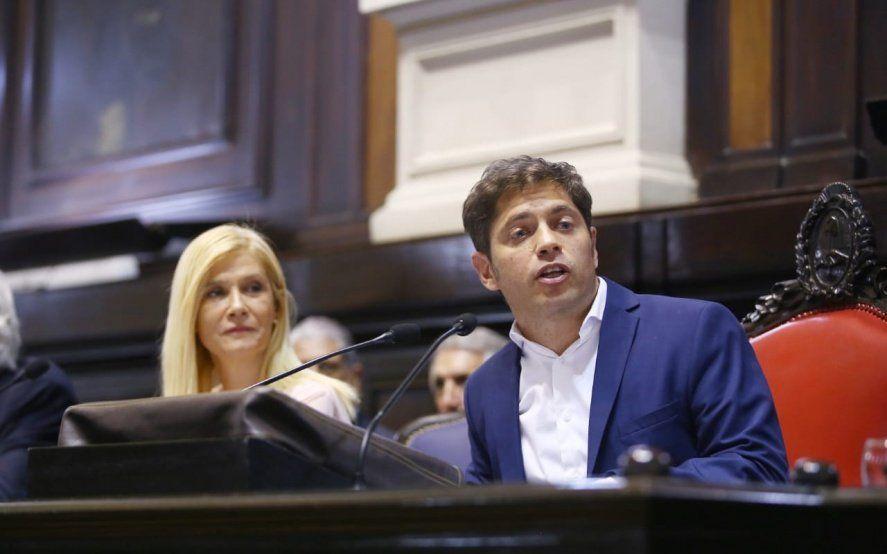 Asamblea Legislativa: Kicillof le puso números al ajuste de María Eugenia Vidal