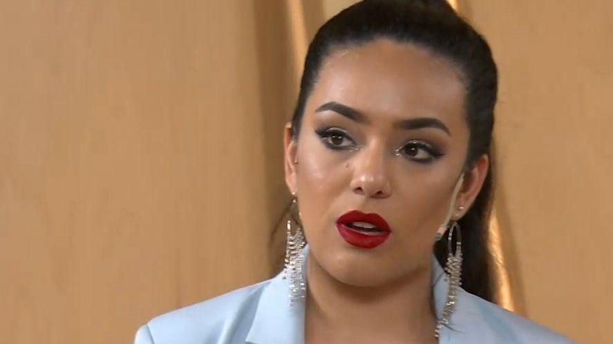 La cantante Ángela Leiva dio positivo de coronavirus