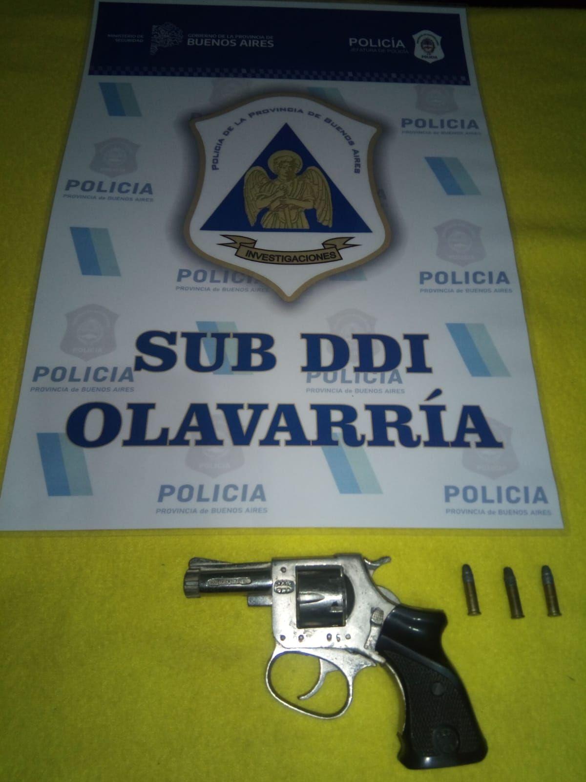 Los elementos incautados en el procedimiento policial