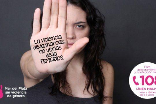 mar del plata: la linea que asiste a mujeres victimas de violencia de genero recibe 13 llamadas por dia