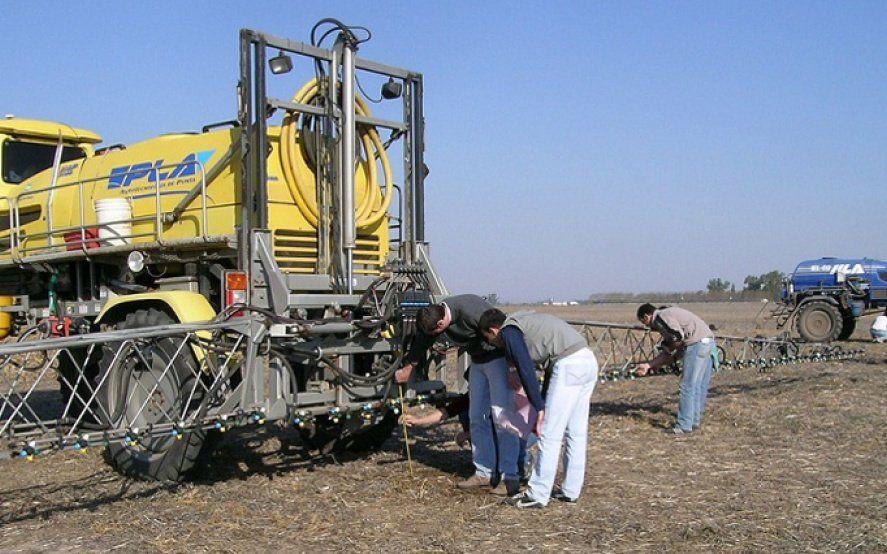 Agroindustria y los ingenieros agrónomos bonaerenses buscan optimizar el uso de la receta agronómica