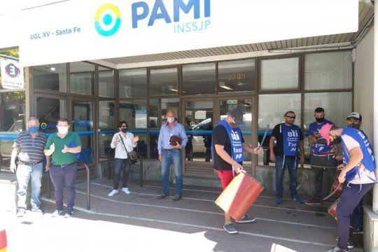 Crece el conflicto en el PAMI: trabajadores profundizan medidas