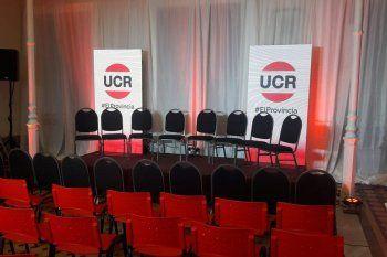 La UCR tendrá sus elecciones internas en marzo del 2021
