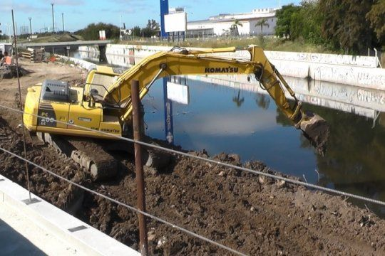 para mayo se terminaria la cuenca de el gato, a donde llega la mayoria del agua que escurre