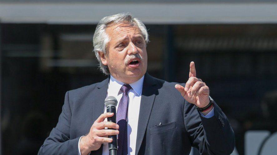 Alberto Fernández va a Mercedes a anunciar obras de infraestructura y créditos para la vivienda