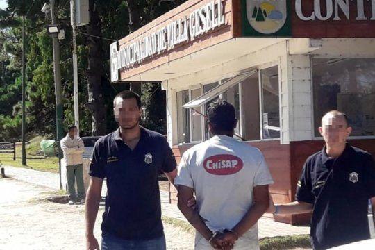 villa gesell: detuvieron a ?baracu?, un estafador inmobiliario acusado de abuso sexual agravado