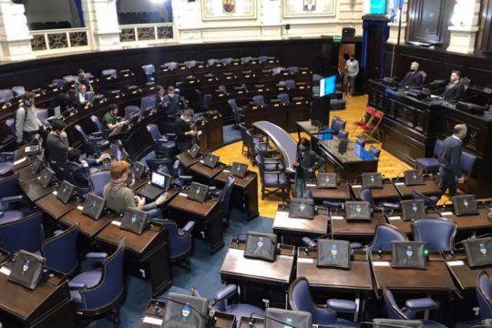 diputados aprobo algunos de los proyectos de ley remitidos por axel kicillof