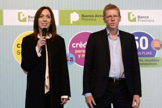 ajustada, vidal quiere defaultear 4 mil millones de pesos que le debe al banco provincia