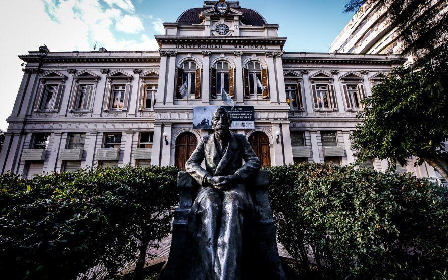 La UNLP cumple 115 años: un recorrido por su historia