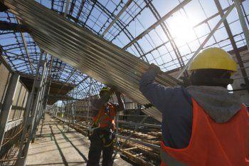 Comenzaron las obras para recuperar la estación de trenes de La Plata