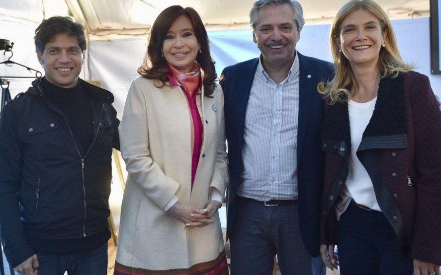 En el PJ bonaerense hacen otra lectura de la foto de CFK y se preparan para la fórmula Magario- Kicillof
