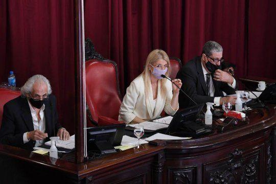 El Senado sancionó una Ley de Góndolas a medida de la Provincia.