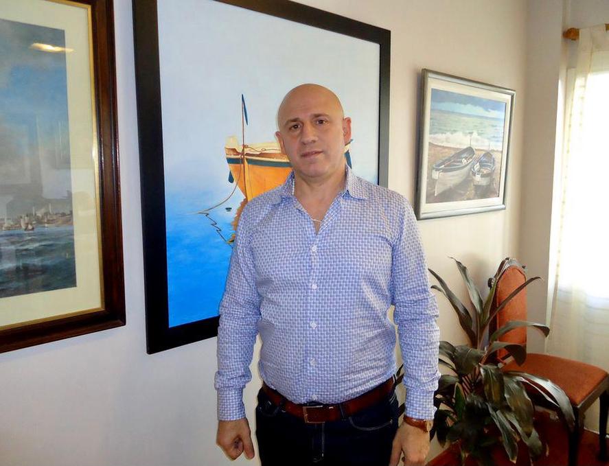 El secretario General de los municipales de Vicente López, Victorio Pirillo, lanzó la guerra contra IOMA