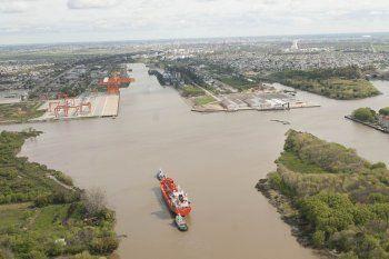 Cómo sería el canal de Magdalena y en qué beneficiaría a la provincia.