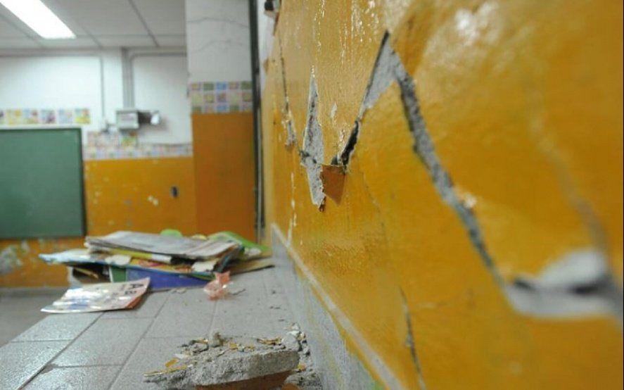 La Emergencia en Infraestructura escolar profundizó la crisis en Cambiemos