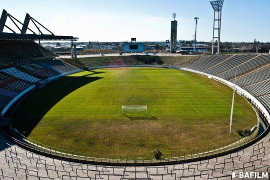 Los estadios de la Provincia seguirán sin público en las tribunas.
