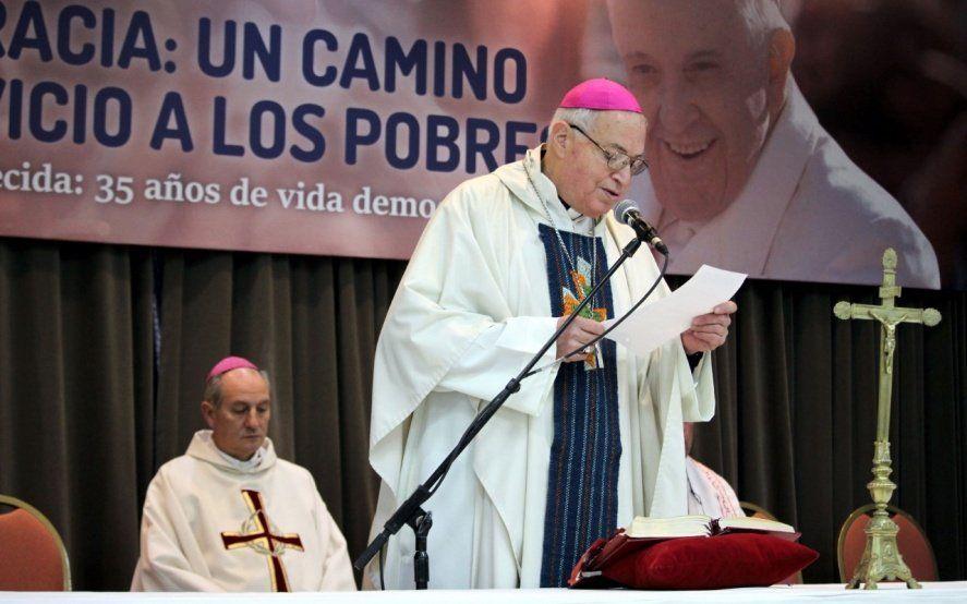 """La Iglesia pidió """"poner en el centro a la persona humana"""" y sugirió un """"cambio de rumbo"""""""