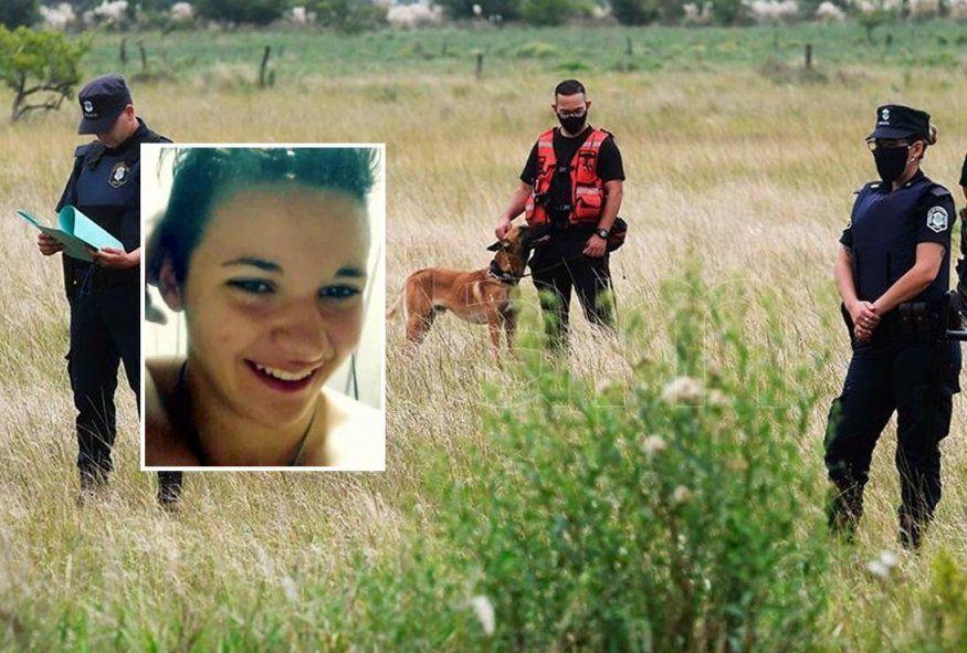 Caso Tehuel: culminaron los rastrillajes en San Vicente y Burzaco