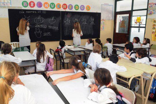 el gobierno bonaerense comienza a estudiar el protocolo para la vuelta a las clases