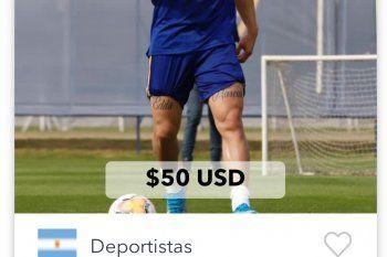 El jugador de Gimnasia que graba mensajes personalizados por 50 dólares